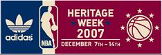 NBA Heritage Week