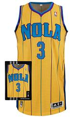 hornets gold jerseys