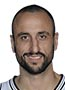 Manu Ginobili out indefinitely with hamstring injury