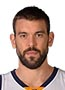 Marc Gasol suffers ankle sprain in practice
